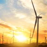 Wind farm power plant (onshore)