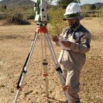GOSCO - Đo vẽ mặt cắt địa hình-Section measurement-2