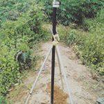 GOSCO - Đo vẽ mặt cắt địa hình-Section measurement-3