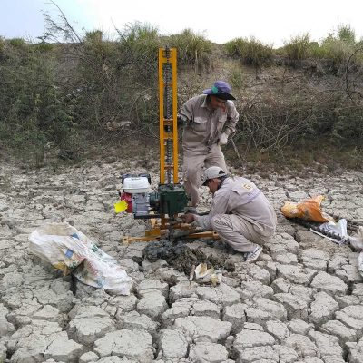 Khoan thủ công- Manual drilling